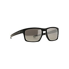 Oakley - Black rectangle OO9262 sunglasses