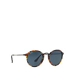 Ray-Ban - Blue  round RB2447 sunglasses