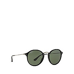 Ray-Ban - Black  round RB2447 sunglasses