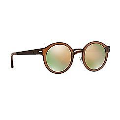 Emporio Armani - Rubber round EA2029 sunglasses
