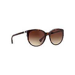 Emporio Armani - Havana round EA4043 sunglasses