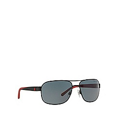 Polo Ralph Lauren - Black square PH3093 sunglasses