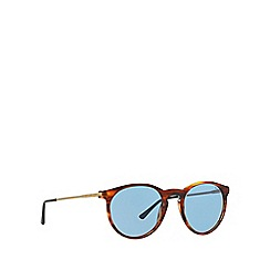 Polo Ralph Lauren - Brown round PH4096 sunglasses