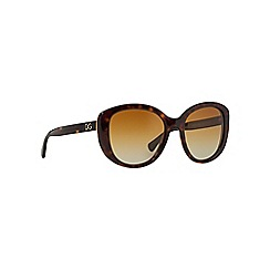 Dolce & Gabbana - Brown square shape DG4248 sunglasses