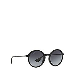 Ray-Ban - Black  round RB4222 sunglasses