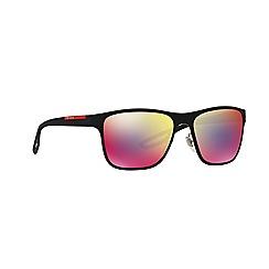 Prada Linea Rossa - Blue d-frame PS 56QS sunglasses