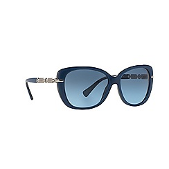 Coach - Blue  cat eye HC8131 sunglasses