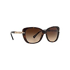 Coach - Dark tortoise cat eye HC8131 sunglasses