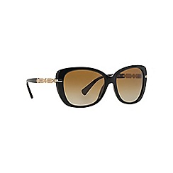 Coach - Black cat eye HC8131 sunglasses