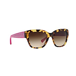 Coach - Tortoise butterfly HC8139 sunglasses