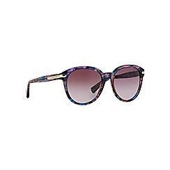 Coach - Violet HC8140 round sunglasses