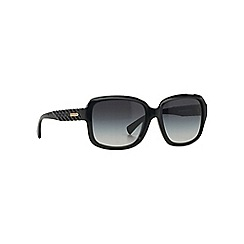 Coach - Black square HC8141 sunglasses