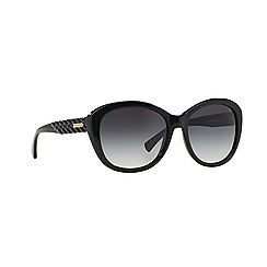 Coach - Black cat eye HC8142 sunglasses