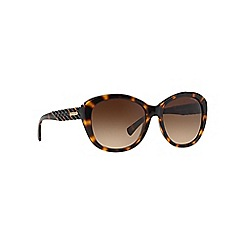 Coach - Dark tortoise cat eye HC8142 sunglasses
