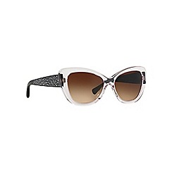 Coach - Pink cat eye HC8143B sunglasses