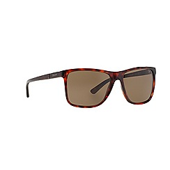 DKNY - Brown square DY4127 sunglasses