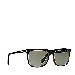 Tom Ford - Black FT0392 rectangle sunglasses
