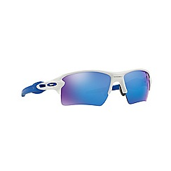 Oakley - White rectangle OO9188 sunglasses