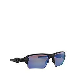 Oakley - Matte black 'Flak 2.0 Xl' OO9188 rectangle sunglasses