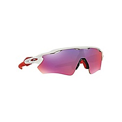 Oakley - White rectangle 0OO9208 sunglasses