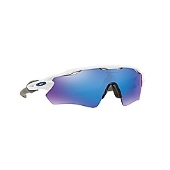 Oakley - White rectangle OO9208 sunglasses