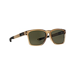 Oakley - Brown rectangle OO9272 sunglasses