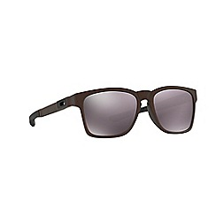 Oakley - Brown 'Catalyst' OO9272 rectangle sunglasses