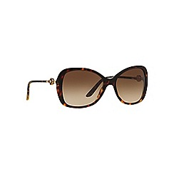 Versace - Brown butterfly VE4303 sunglasses