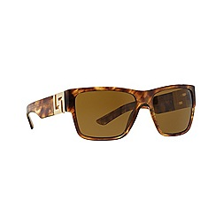 Versace - Brown square 'VE4296' sunglasses