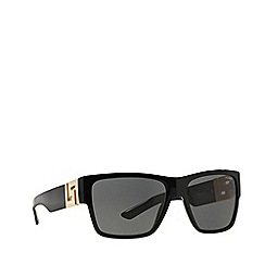 Versace - Black square 'VE4296' sunglasses