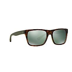 Emporio Armani - Havana square EA4048 sunglasses