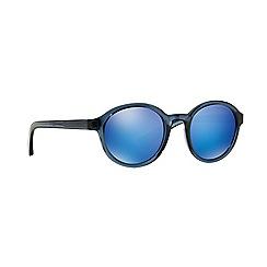 Emporio Armani - Blue round EA4054 sunglasses