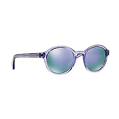 Emporio Armani - Violet round EA4054 sunglasses