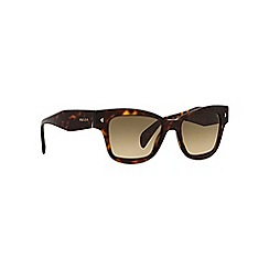 Prada - Brown butterfly PR 29RS sunglasses