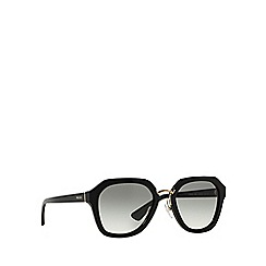Prada - Black square PR 25RS sunglasses