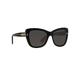 Dolce & Gabbana - Black butterfly 'DG4260' sunglasses