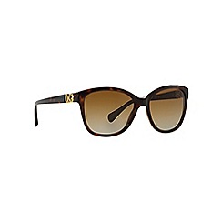 Dolce & Gabbana - Brown DG4258 square sunglasses