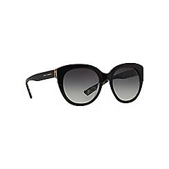 Dolce & Gabbana - Black DG4259 roundsunglasses