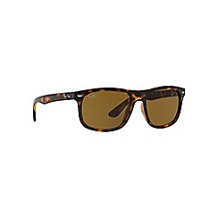 Ray-Ban - Brown rectangle RB4226 sunglasses