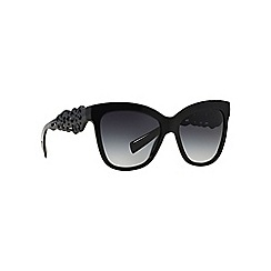 Dolce & Gabbana - Black square DG4264 sunglasses