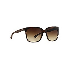 Emporio Armani - Brown square EA4049 sunglasses
