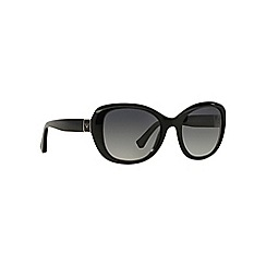 Emporio Armani - Black square EA4052 sunglasses