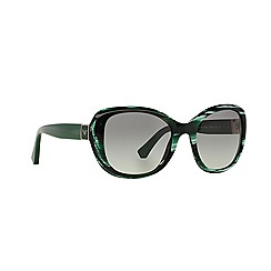 Emporio Armani - Green square EA4052 sunglasses