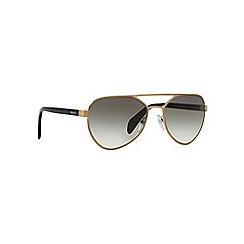 Prada - Gold pilot PR 55RS sunglasses