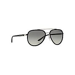 Michael Kors - Silver MK5006 aviator sunglasses
