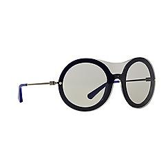Emporio Armani - Blue round EA4055 sunglasses