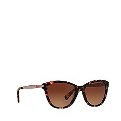 Ralph - Brown cat eye RA5201 sunglasses