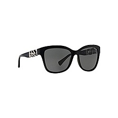 Coach - Black square 'HC8156Q' sunglasses