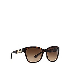 Coach - Brown square 'HC8156Q' sunglasses