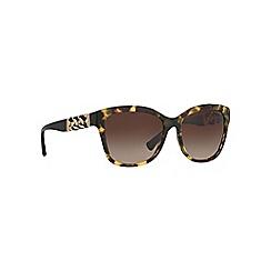 Coach - Tortoiseshell HC8156Q square sunglasses